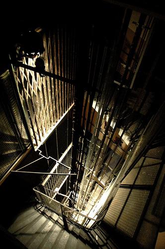 تاریخ راه اندازی اولین آسانسور
