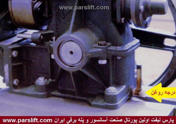 گیج روغن در موتورهای قدیمی بازدید روغن را راحت کرده بود  PARSLIFT.COM