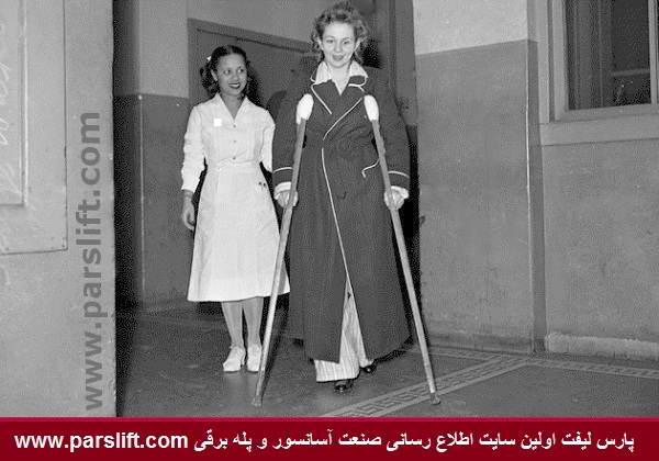 خانم بتی الیور رکورد دار طولانی ترین سقوط آسانسور پس از بهبودی