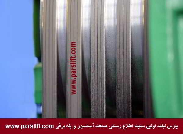 کابلهای مناسب برای آسانسورهای ساختمان یک کیلومتری