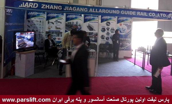 Zhang Jiagang Allaround Guide Rail co