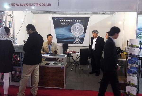 Shanghai Sumpo Electric co