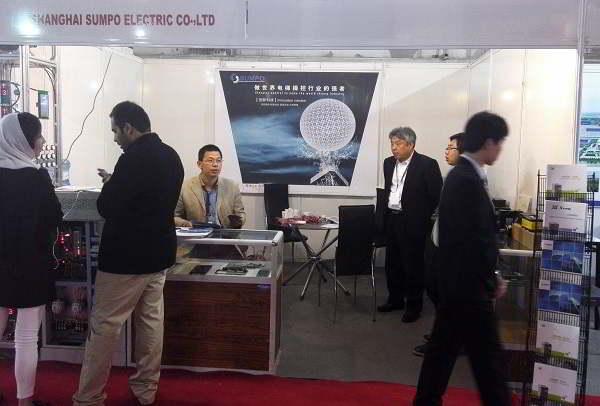 Shanghai Sumpo Electric co