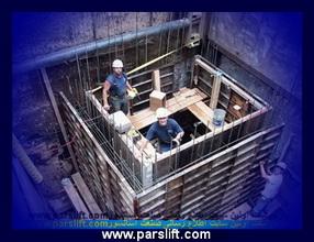 صنعت ساختمان با صنعت آسانسور ارتباط تنگاتنگی دارد parslift.com
