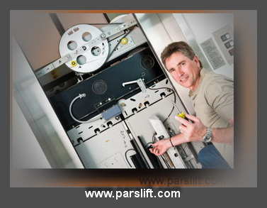آشنایی با تکنولوژی های نوین آسانسور از اولویت های نصاب آسانسور است parslift.com