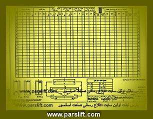 نصاب آسانسور باید دارای کارنامه تخصصی و عملیاتی باشد parslift.com